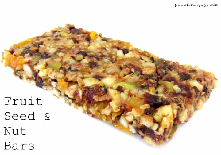 fruit seed nut bars 2