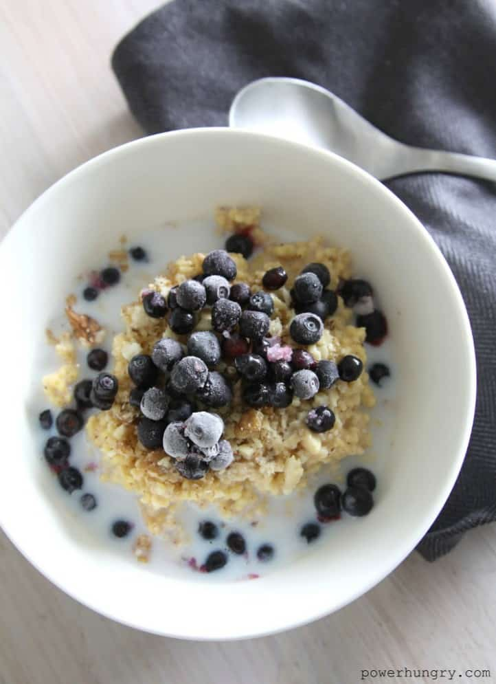 Incredible High Protein Oatmeal W Cottage Cheese Download Free Architecture Designs Grimeyleaguecom