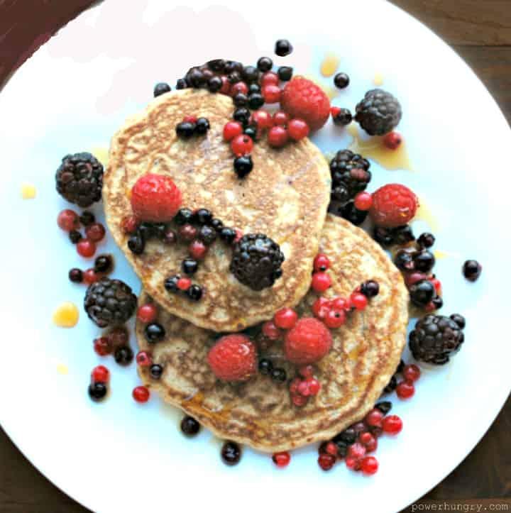 a oat pancakes 3