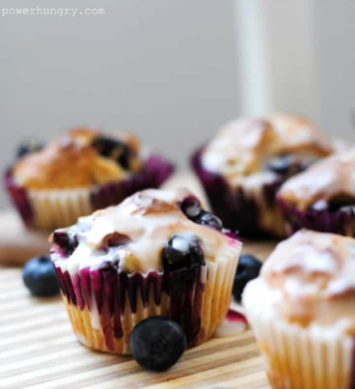 a blueberry lemon muffin 2