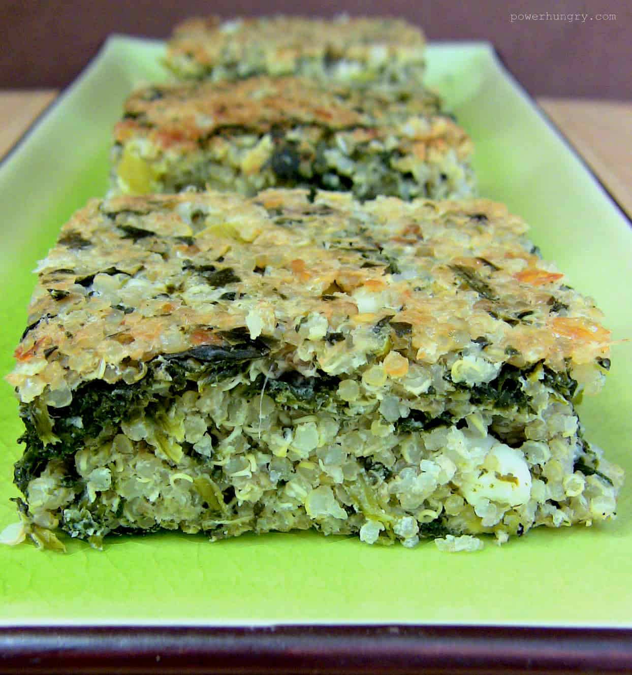 recipe: quinoa spinach bake vegan [17]