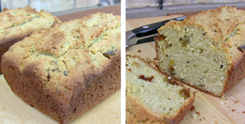 quinoa flour soda bread collage 2