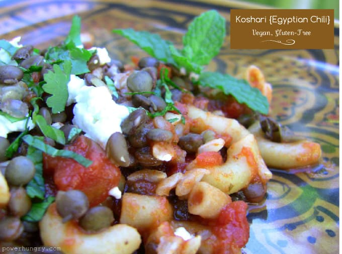 Koshari egyptian chili gluten free vegan power hungry koshari 1 forumfinder Choice Image