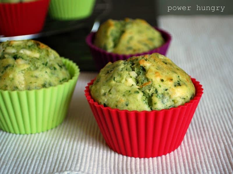 Green Cake Cupcake Savoury Day