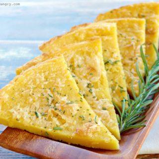 Socca (French Chickpea Flour Crepe, GF & V)