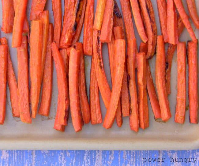 carrot fries 2