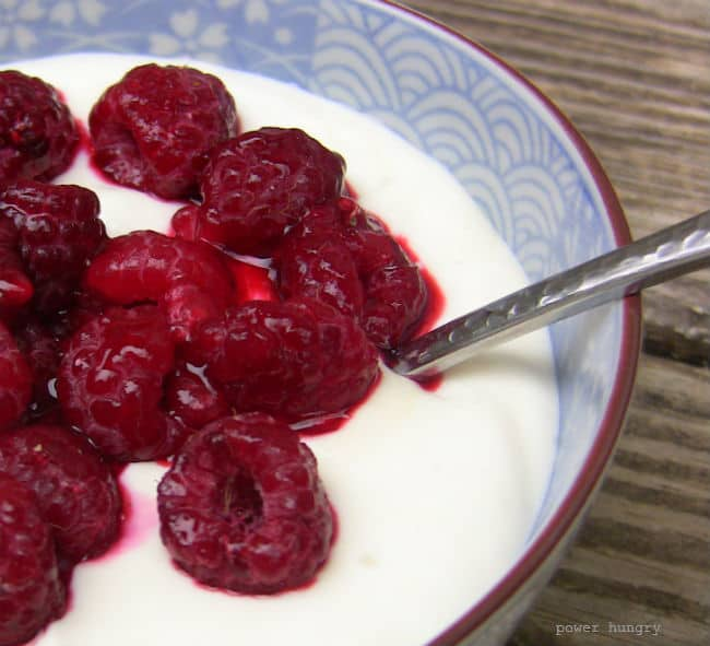 Double Protein Greek Yogurt