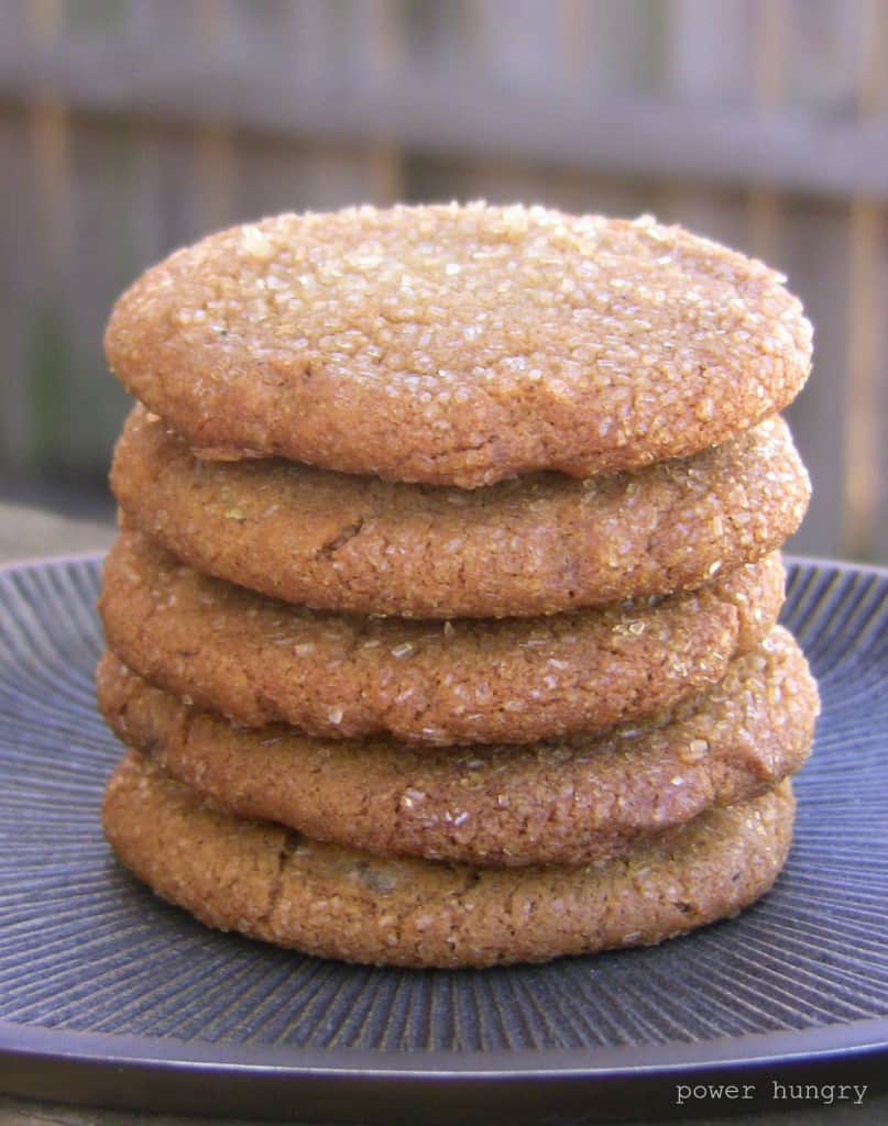 ... For example, I offer here a perfect holiday cookie…in January. Sigh