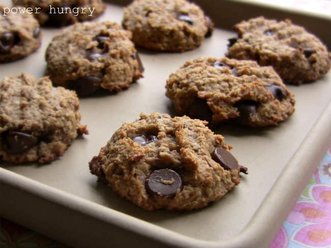 Zee Bar Cookies {Date-Sweetened, Vegan, Gluten-Free}