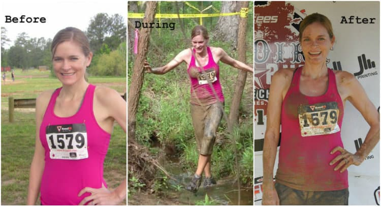 Mud Run Collage