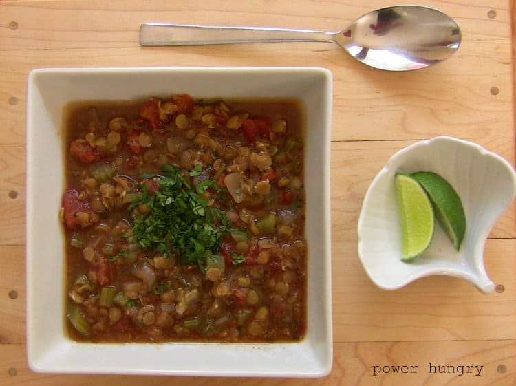 curried lentil stew 1