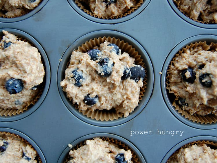 Gluten-Free Blueberry Muffin Recipe With Almond Flour Recipe ...