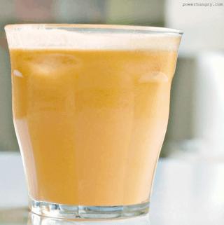 Gorgeous Skin Smoothie {Apple, Carrot, Orange & Ginger}