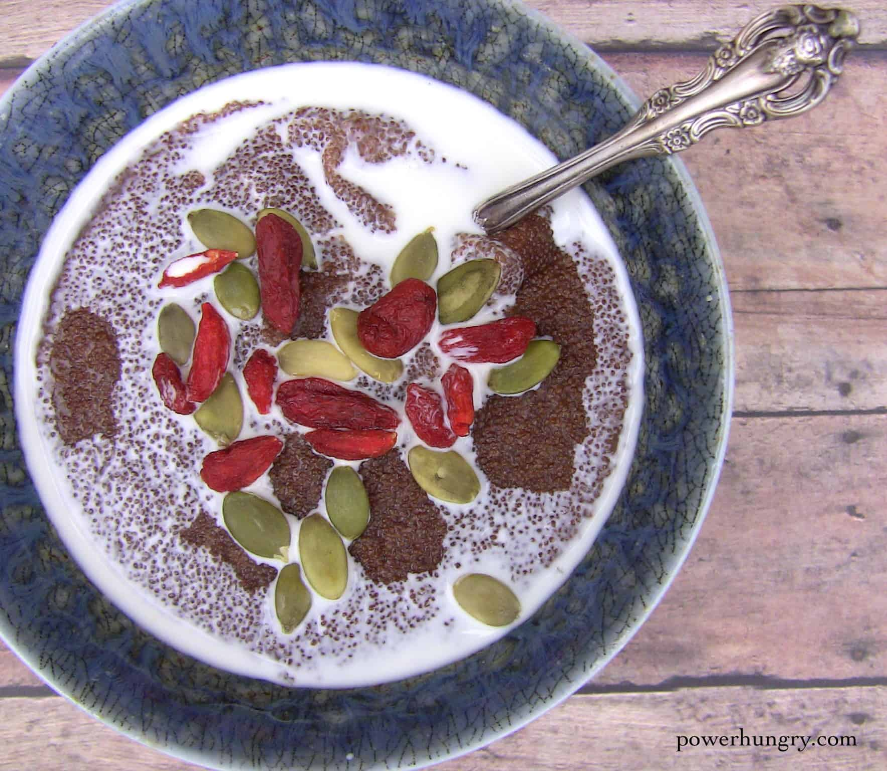 Top 10 Reasons to Try Teff & Perfect Teff Porridge