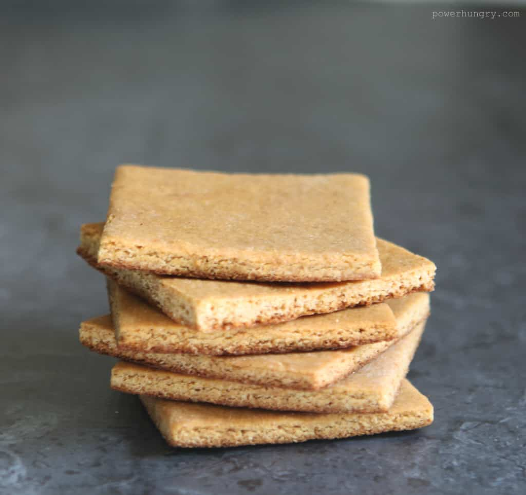 Easy Paleo Graham Crackers {gluten-free, grain-free, almond flour ...