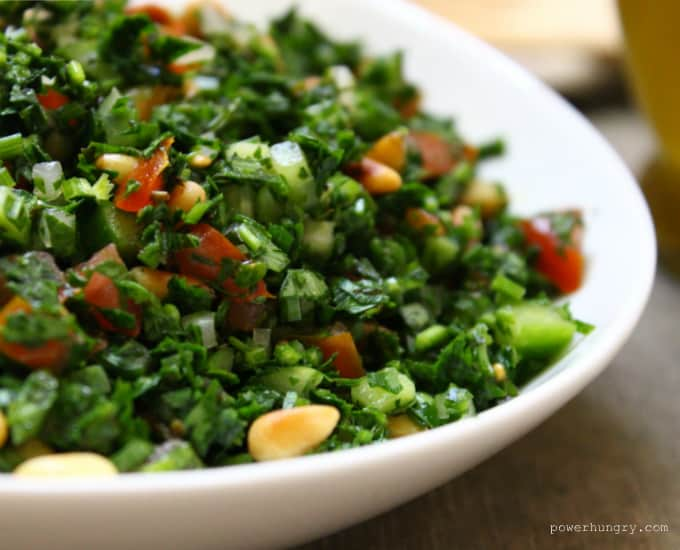 chopped kale salad 1