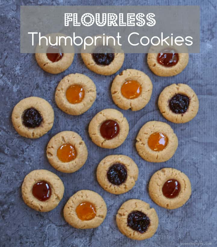 flourless thumbprints 2