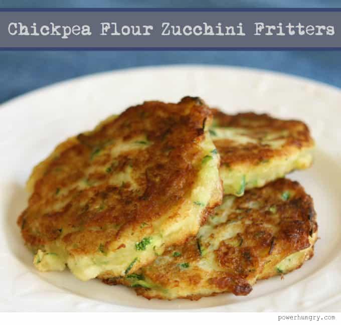 zucchini fritters 1