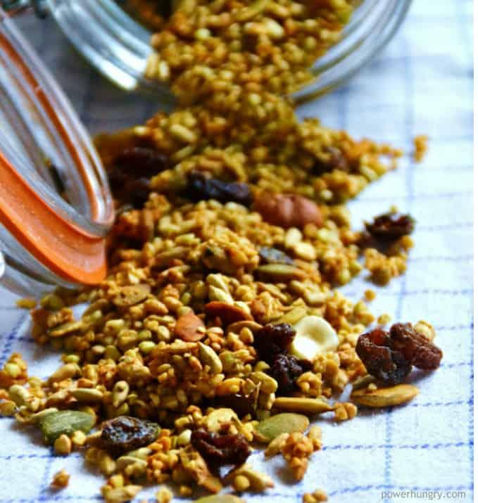 buckwheat granola 2
