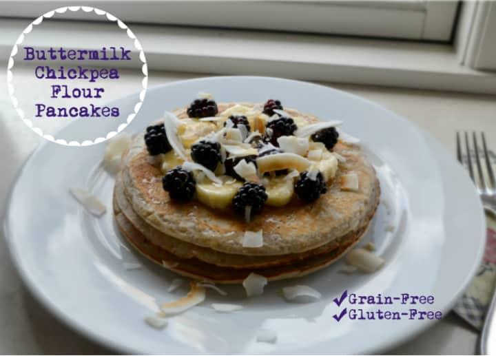 chickpea flour pancakes 3