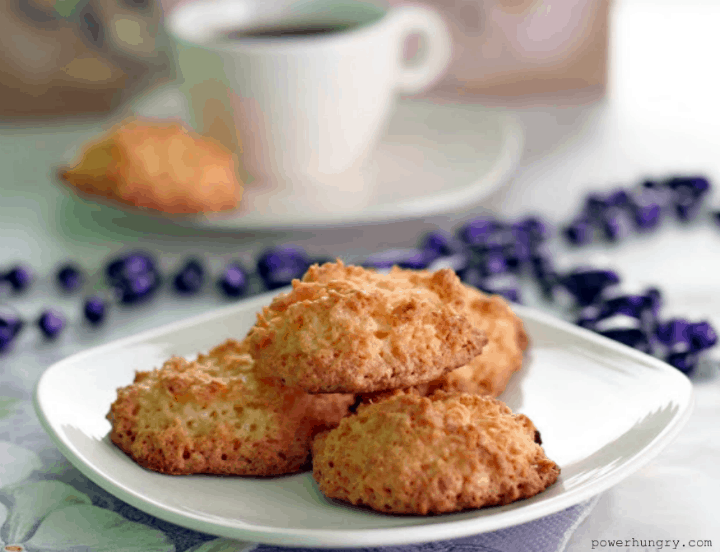 1 chickpea macaroons