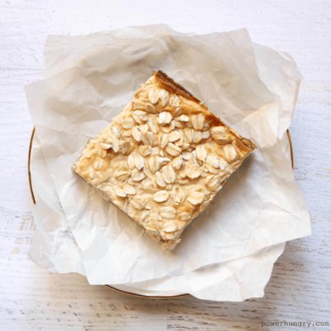 Good Morning Cheesecake Bars! (high-protein + gluten-free)