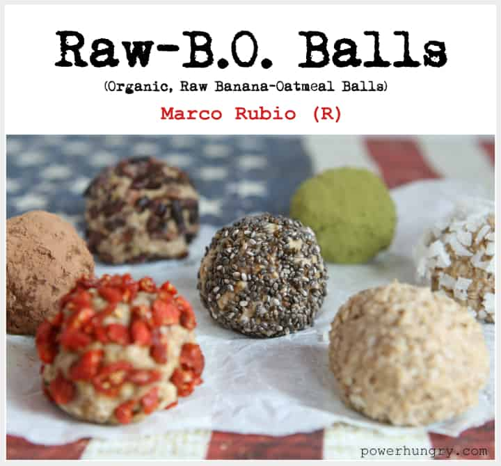 1 rubio raw bo balls small