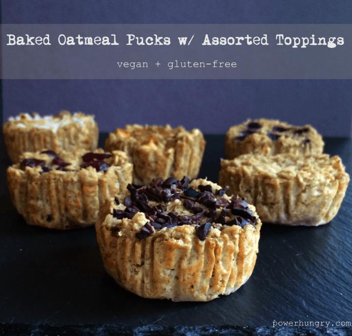 baked oatmeal pucks 2