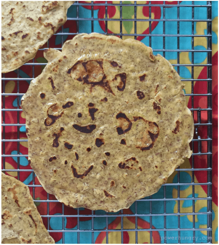 chickpea flour tortillas 2