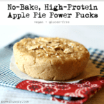 apple pie protein pucks 1