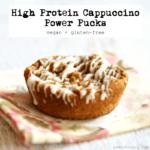 cappuccino protein pucks 1