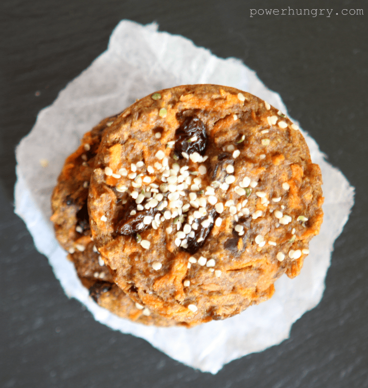 carrot cake power pucks 3