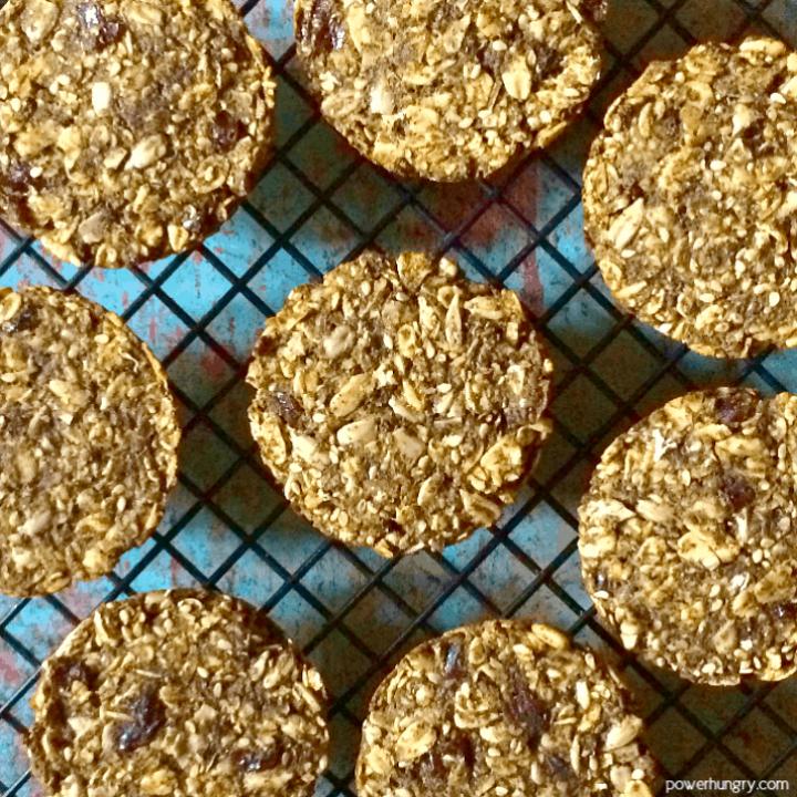 Hemp Protein Granola Bars {vegan, gluten-free}