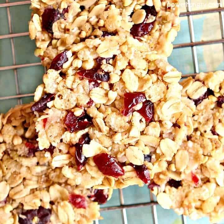 Healthy No-Bake Buckwheat Granola Bars {vegan, gluten-free}
