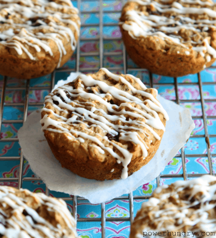 oatmeal raisin protein puck 5