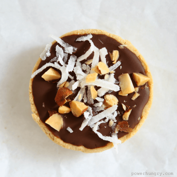 almond joy pucks 2