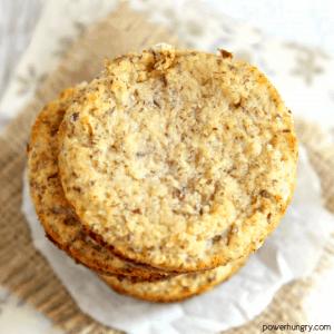 Coconut Flour Cauliflower Bread {vegan, grainfree, paleo, keto}