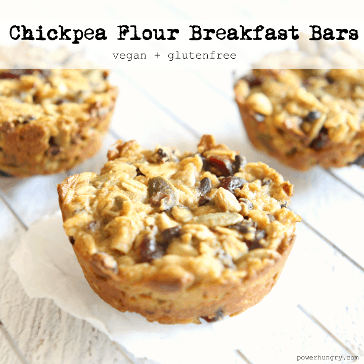 chickpea breakfast bars 1