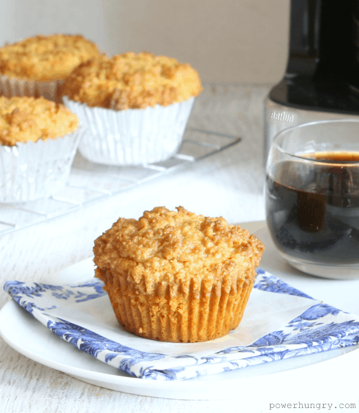 how to get fine crumb cake