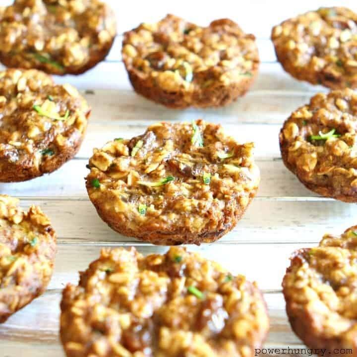 Healthy Zucchini Breakfast Cookies {vegan, gluten-free}