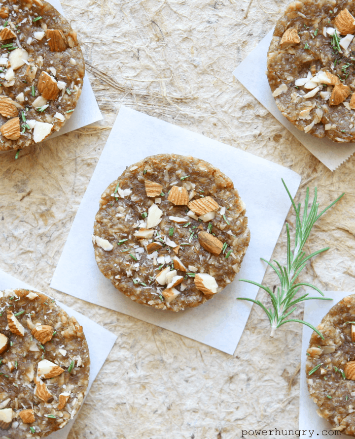 rosemary almond pucks 1b