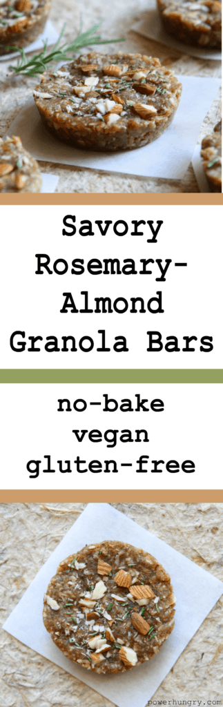 rosemary almond pucks 5