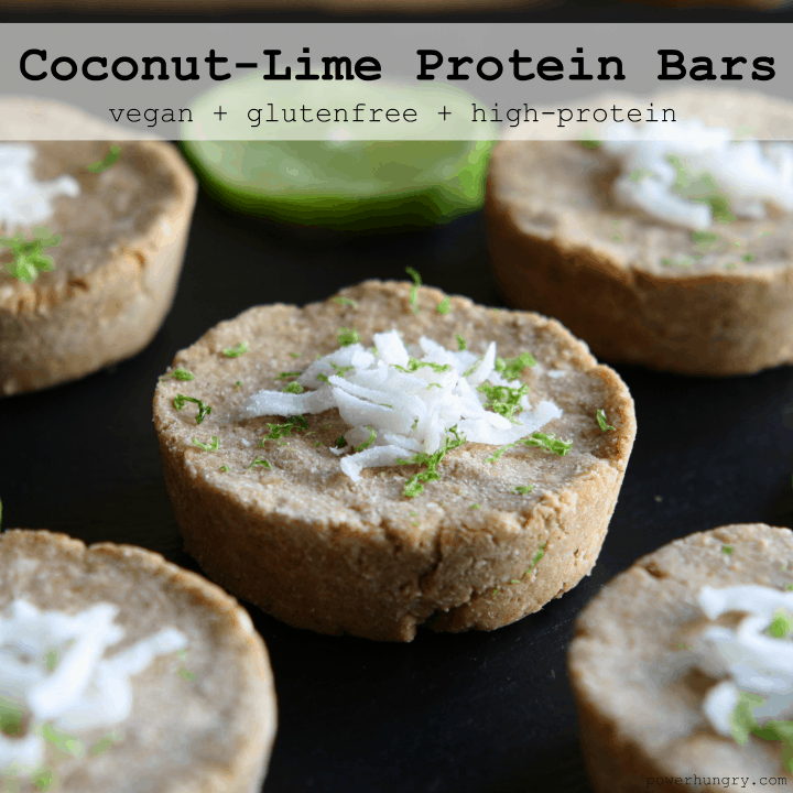 coconut lime protein pucks 1