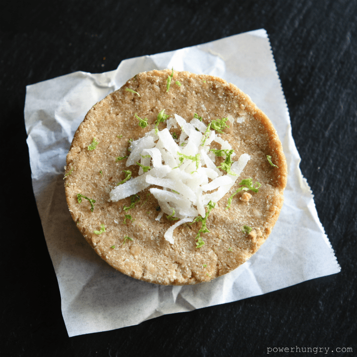 coconut lime protein pucks 2