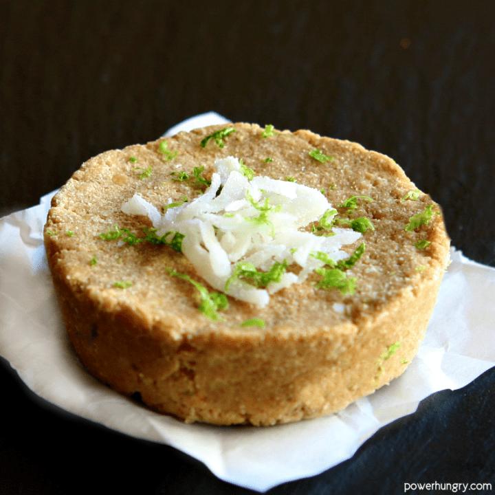 Vegan Coconut Protein Bars {gluten-free, no-bake}