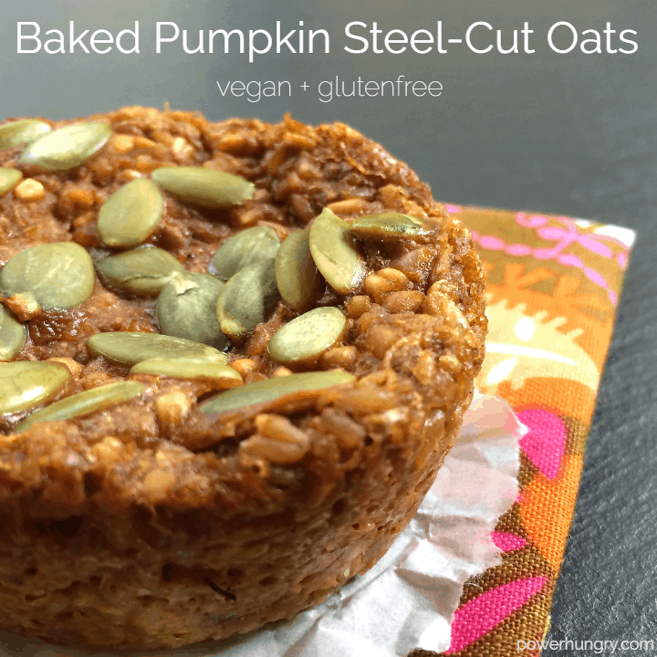 pumpkin steel cut oats 5