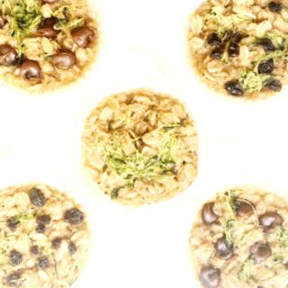#71: Zucchini Bread Baked Oatmeal {vegan+glutenfree+portable}
