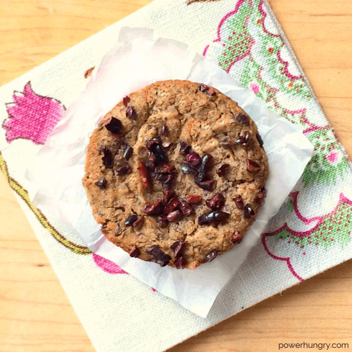 Maple Protein Muffins {vegan, gluten-free}