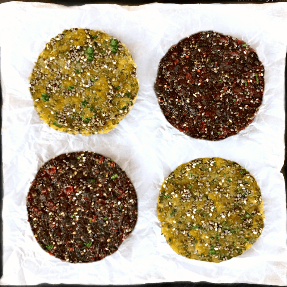 apricot and cherry chia greens bars