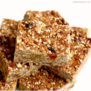 Cheap & Easy Vegan Protein Bars (no powders!)